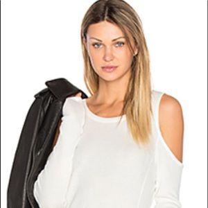 Bobi Los Angeles Thermal bare shoulder top